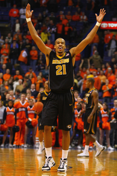 Laurence Bowers needs to clean the glass if he wants to celebrate against Old Dominion.