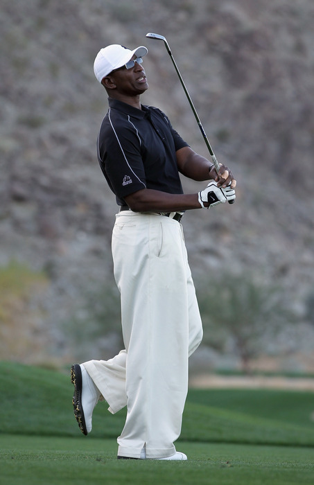 Former Rams running back Eric Dickerson in life after football.