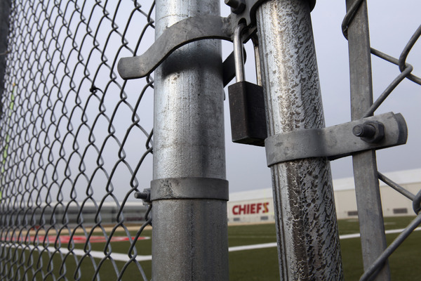 Unlock these gates!