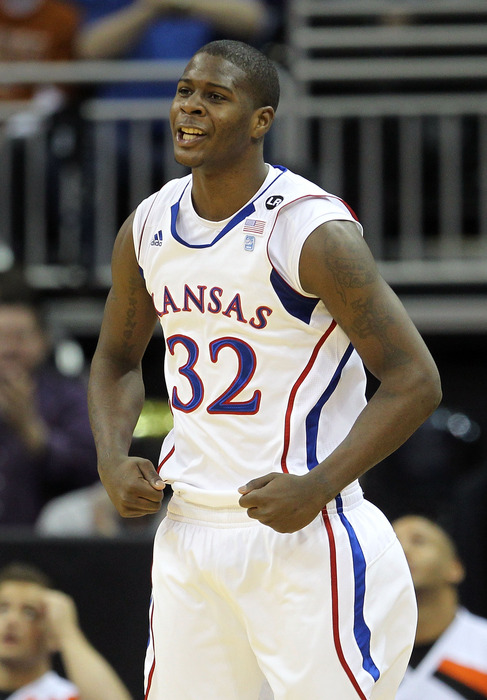Is there any chance Josh Selby is back in Lawrence next year?