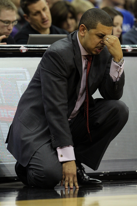 Per reports today Jeff Capel has been let go at OU.