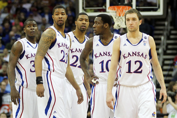 Will all three Jayhawks hear their name in the 1st round tonight?