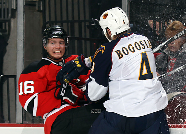 Is it just me, or does Josefson just look mortified?