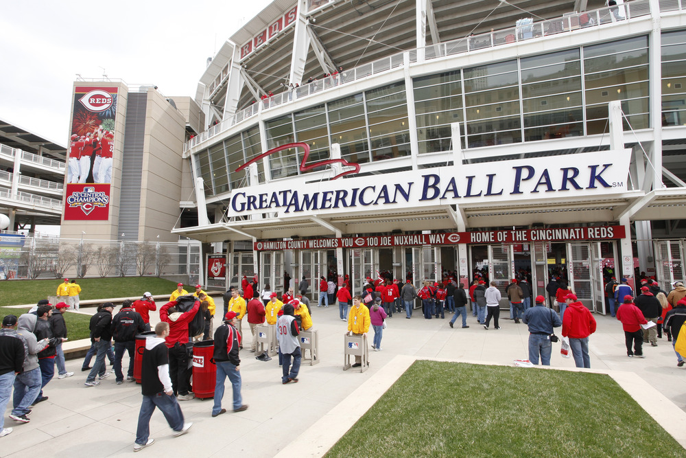 Rate American Ballpark
