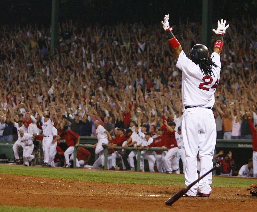 Yeah, yeah. This isn't an image from this specific home run. But it's still awesome, so there.