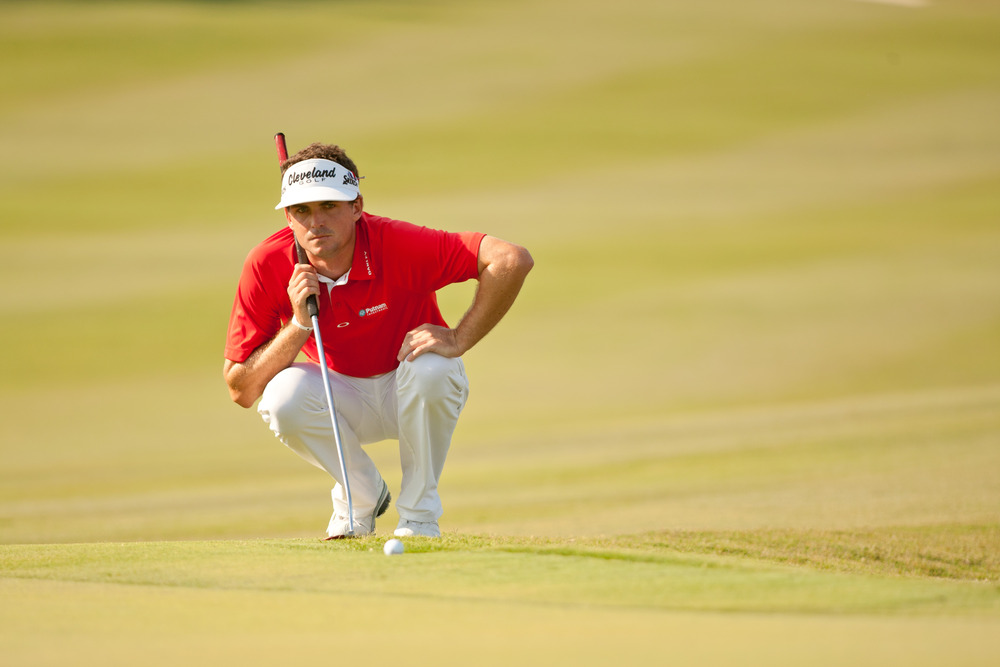St. John's 2008 graduate <strong>Keegan Bradley </strong>has become one of golf's best American players, just two years into his career.