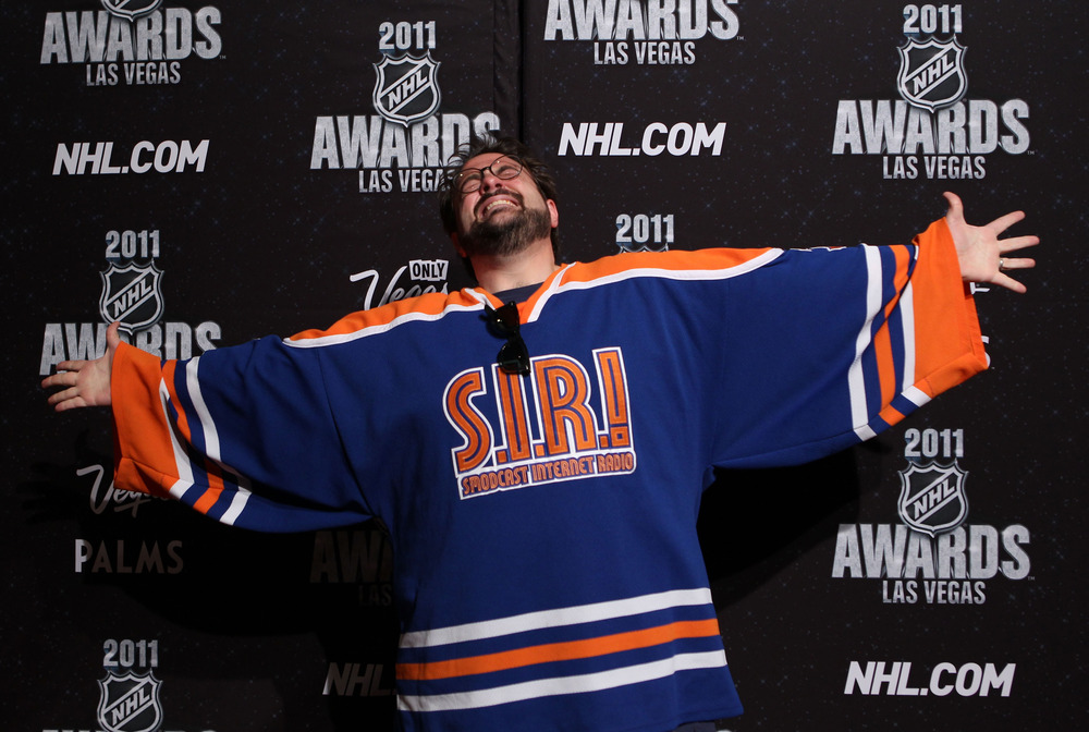 LAS VEGAS, NV - JUNE 22:  Screenwriter/director Kevin Smith arrives at the 2011 NHL Awards at the Palms Casino Resort June 22, 2011 in Las Vegas, Nevada.  (Photo by Bruce Bennett/Getty Images)