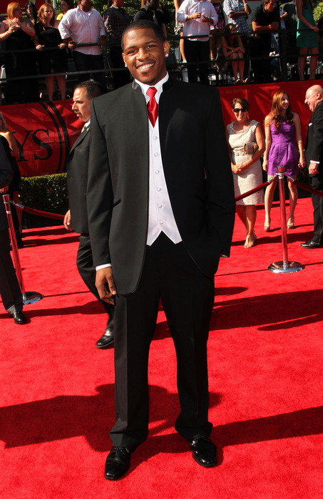 LOS ANGELES, CA - JULY 13: NBA D-League player Rashad McCants arrives at The 2011 ESPY Awards at Nokia Theatre L.A. Live on July 13, 2011 in Los Angeles, California.  (Photo by Frederick M. Brown/Getty Images)