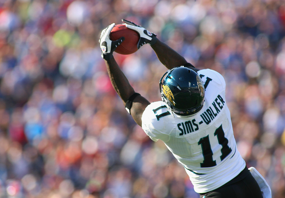 After signing Mike Sims-Walker, who else might the St. Louis Rams be looking to catch in free agency?