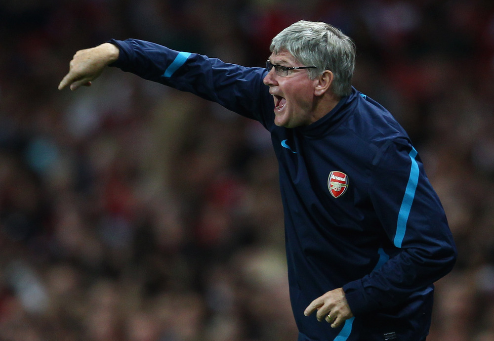 Any excuse to post a picture of Pat Rice.