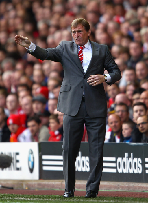 Will this man be buying any more players for Liverpool?