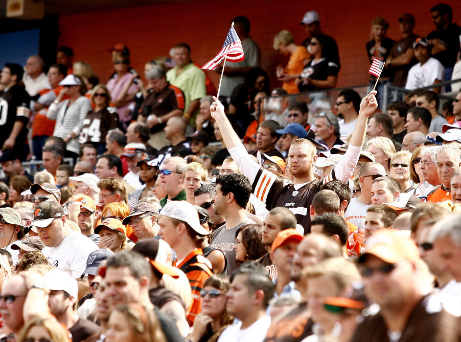 Fans have come to Berea in record numbers this year. How packed will Cleveland Browns Stadium be Wednesday night?
