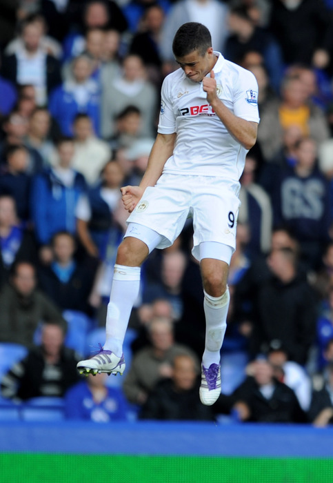 Has Di Santo impressed you this month?