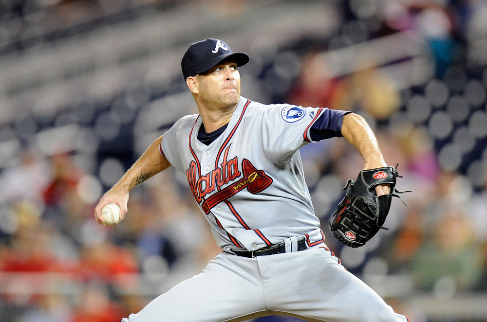 Tim Hudson has the highest GB/FB ratio in the majors since 2008 (2.63).