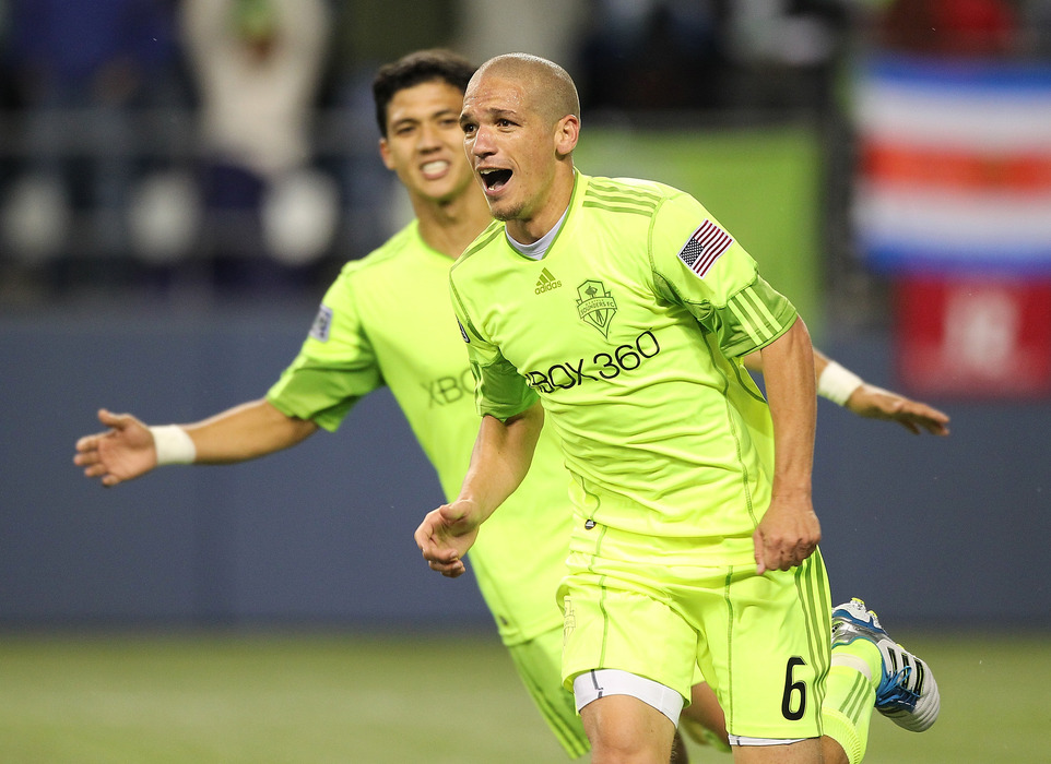 Osvaldo Alonso just wins Open Cups and team MVPs. It's good that he'll be here a long time.