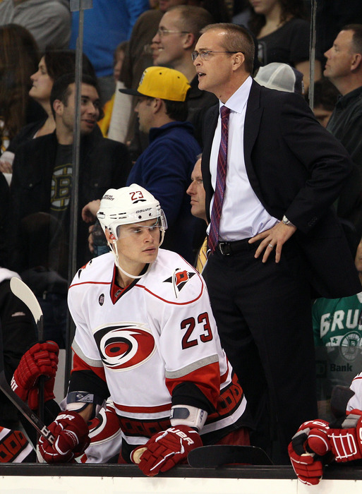It's been a long, tough season for Paul Maurice and his Carolina Hurricanes. Will Maurice still be coaching this team at the end of the season or will he have the honor be being fired twice by the same franchise?
