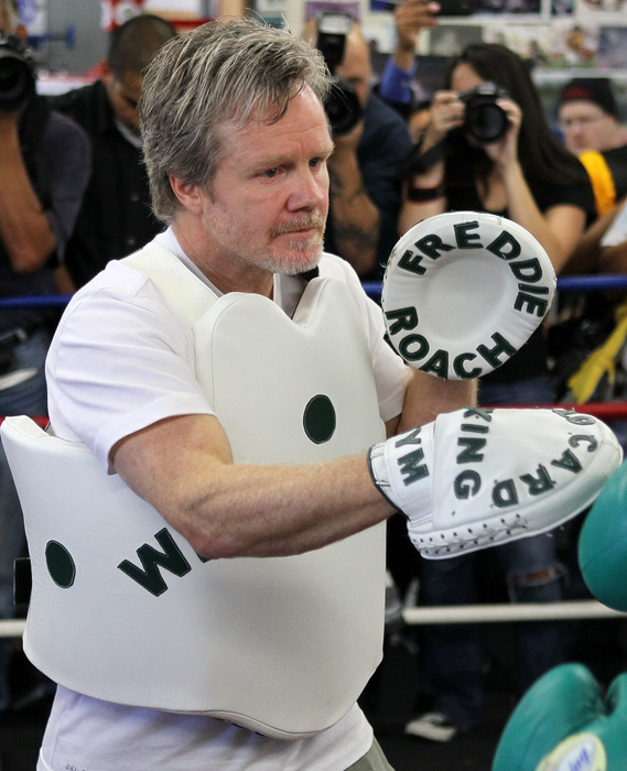 """Episode 2 of """"On Freddie Roach"""" brings us right into the every day life of Roach at the Wild Card Gym. (Photo by Stephen Dunn/Getty Images)"""