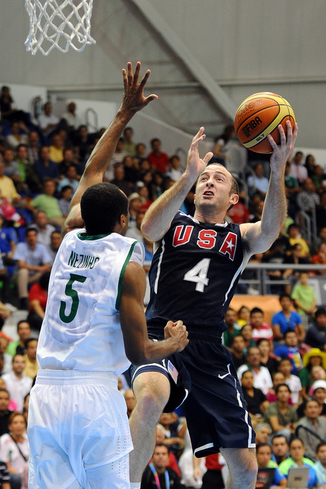 Blake Ahearn will attend training camp with the <strike>Washington Wizards</strike> Los Angeles Clippers after playing for Team USA at the Pan-Am Games.