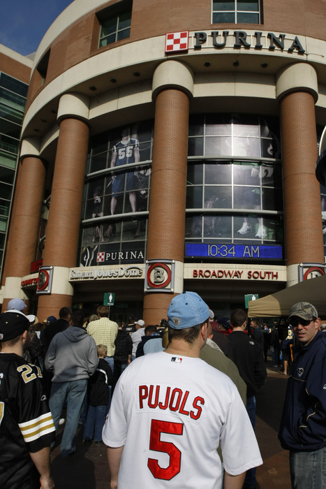St. Louis Rams fans may have to pay a significant share of the costs for a renovated Edward Jones Dome if reports that the plan costs $700 million are accurate.