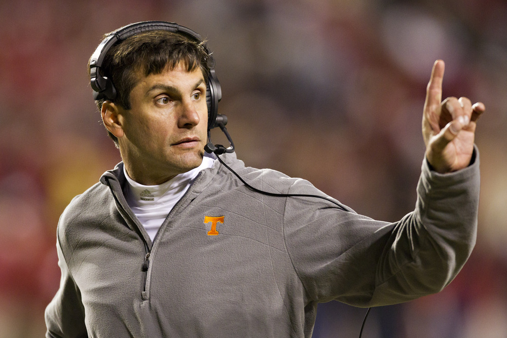 By the time Mizzou visits Rocky Top, either Derek Dooley will have earned himself a contract extension ... or Tennessee will be on an interim coach.