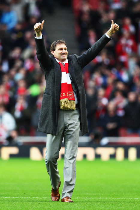There's only one Tony Adams.
