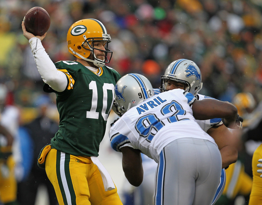 Thanks a lot, Matt Flynn. You made it almost impossible for me to sift through bonus predictions in week 17.