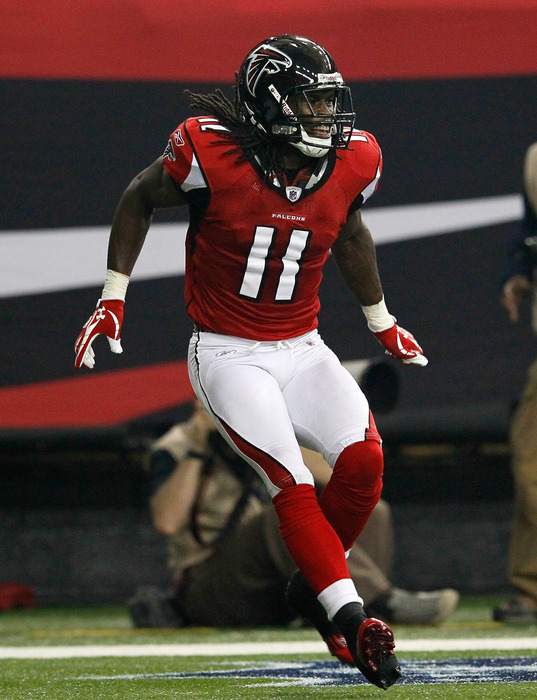 Could part of the team that brought Julio Jones to Atlanta be headed to St. Louis? Only time will tell.
