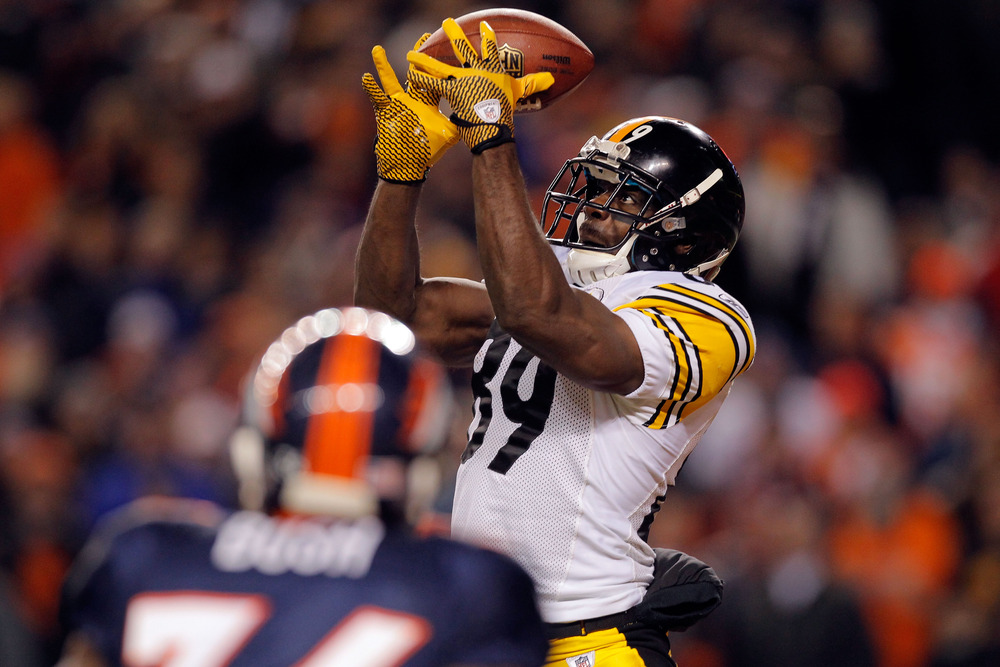 Free agent wide receiver Jerricho Cotchery spurns the Rams for the Steelers. Meh.