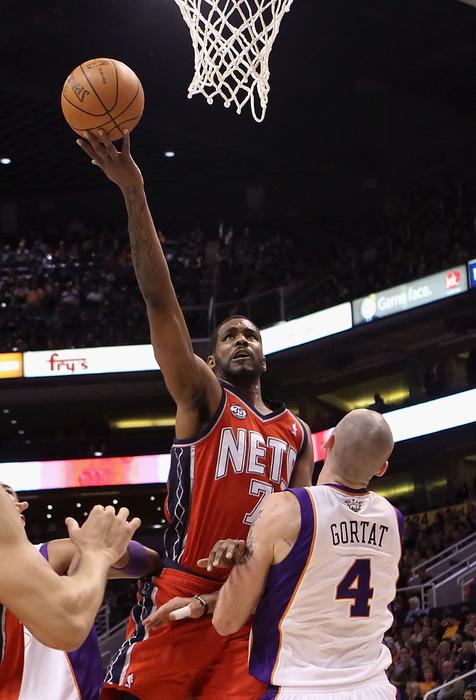 2011-2012 P&T Nets MVP Shawne Williams