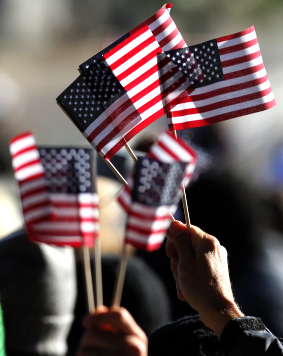 Run the Brooklyn Half - it's your patriotic duty. (Photo by Thomas B. Shea/Getty Images)