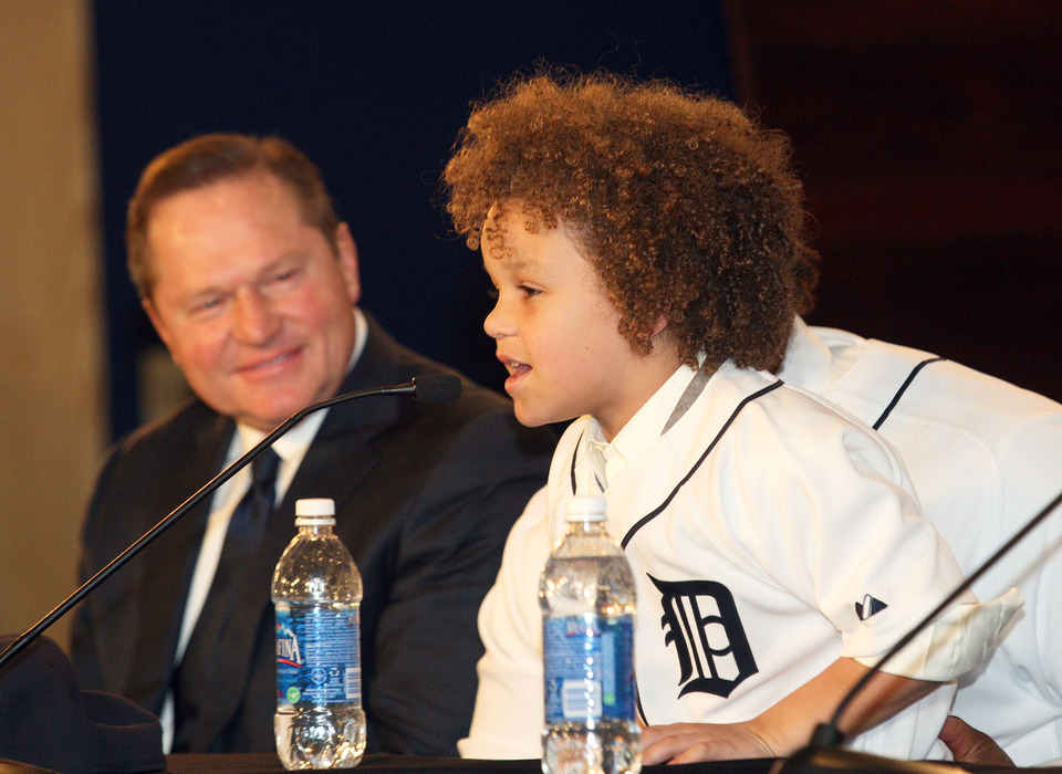 The Brewers drafted the kid of the last Fielder who played for the Tigers. Maybe they'll do it again.
