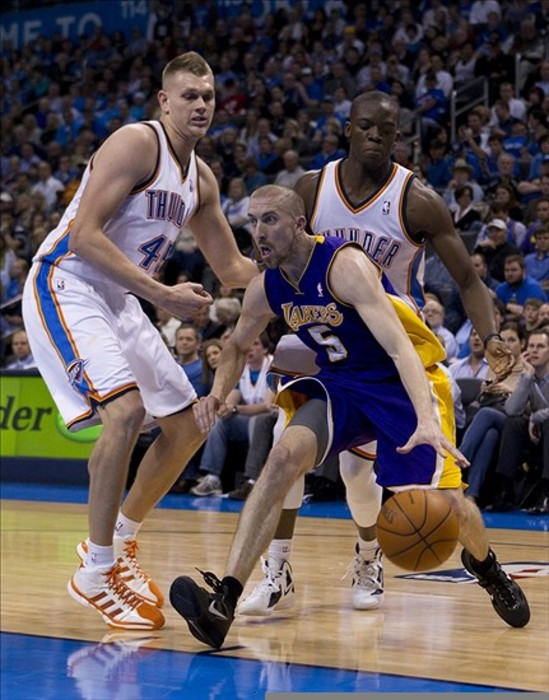 Finally, a game where Aldrich and Jackson will be concerned about something more than Steve Blake's old man haircut.