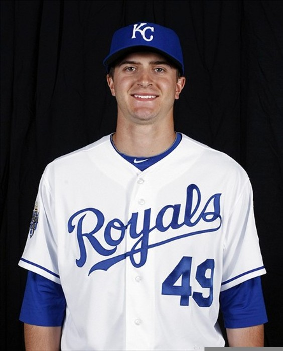 A photo capturing the last time Jake Odorizzi was to have smiled in his life.