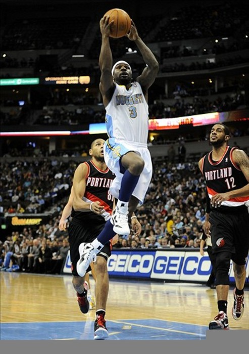 Ty Lawson. Is he the star of the Nuggets future?