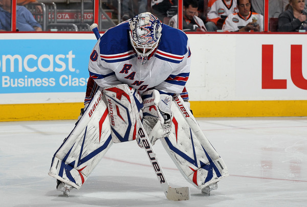 As the absolute core of our team with Gaborik, Henrik Lundqvist isn't getting any younger...