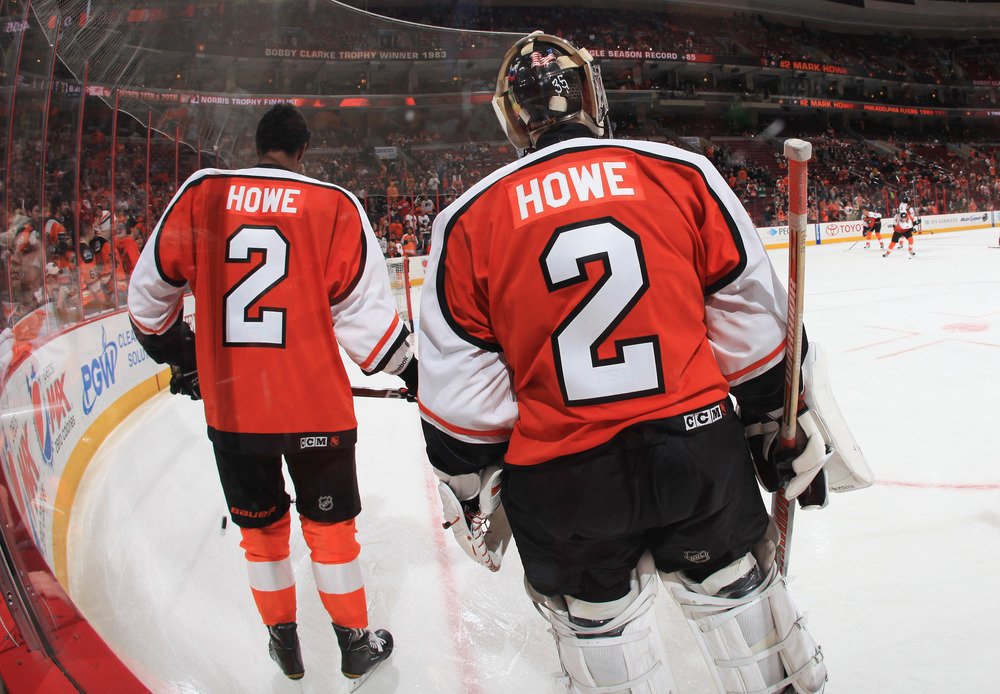 If they had kept it like this, every Flyers' penalty kill could have been called by ZZ Top's 'La Grange'.