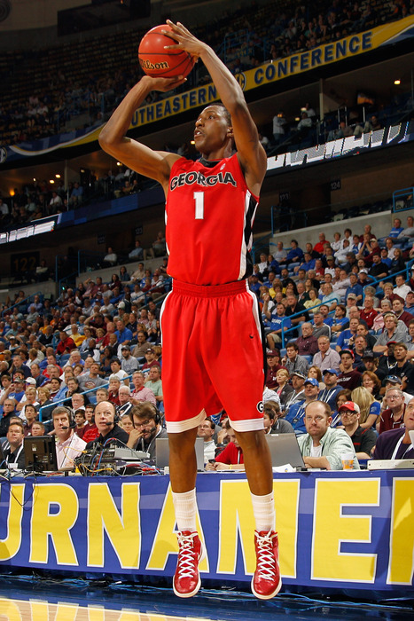 If this Kentavious Caldwell-Pope can be a star, the 2012-2012 Georgia Hoop Dawgs season can go far.  (Photo by Chris Graythen/Getty Images)