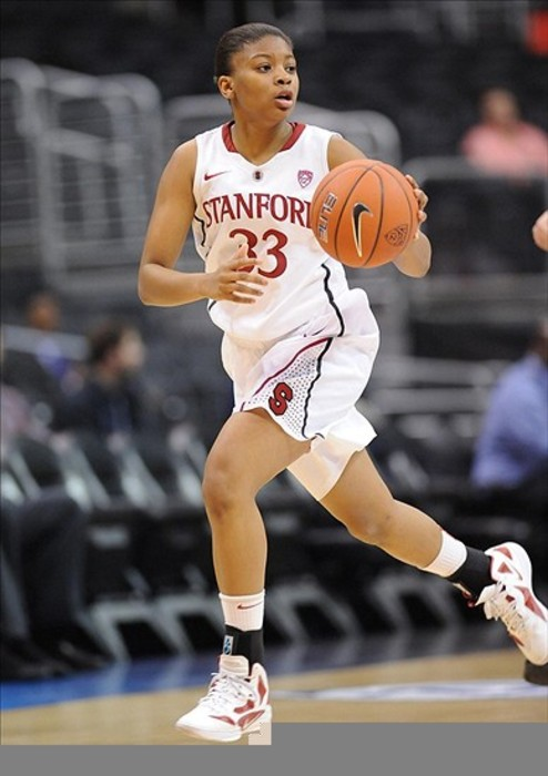 The Stanford Cardinal are led by the Ogwumike sisters, but the late-season emergence of Amber Orrange could be a key factor in the Sweet 16. <em>Jayne Kamin-Oncea-US PRESSWIRE</em>