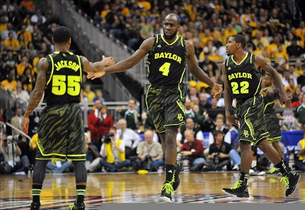 Can Baylor Bears forward Quincy Acy and guard Pierre Jackson lead me to a Gunner championship?