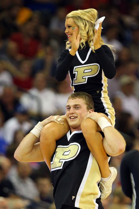 Well. Yay. And A Cheerleader.