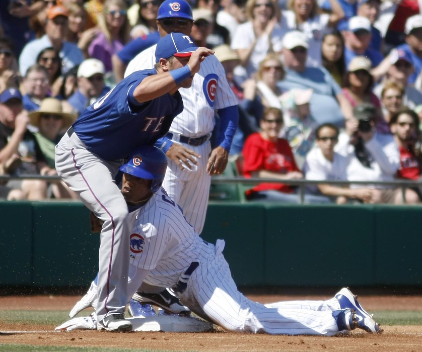 Where will hot-hitting Mike Olt land on the list? Read after the jump to find out.  Mandatory Credit: Rick Scuteri-US PRESSWIRE