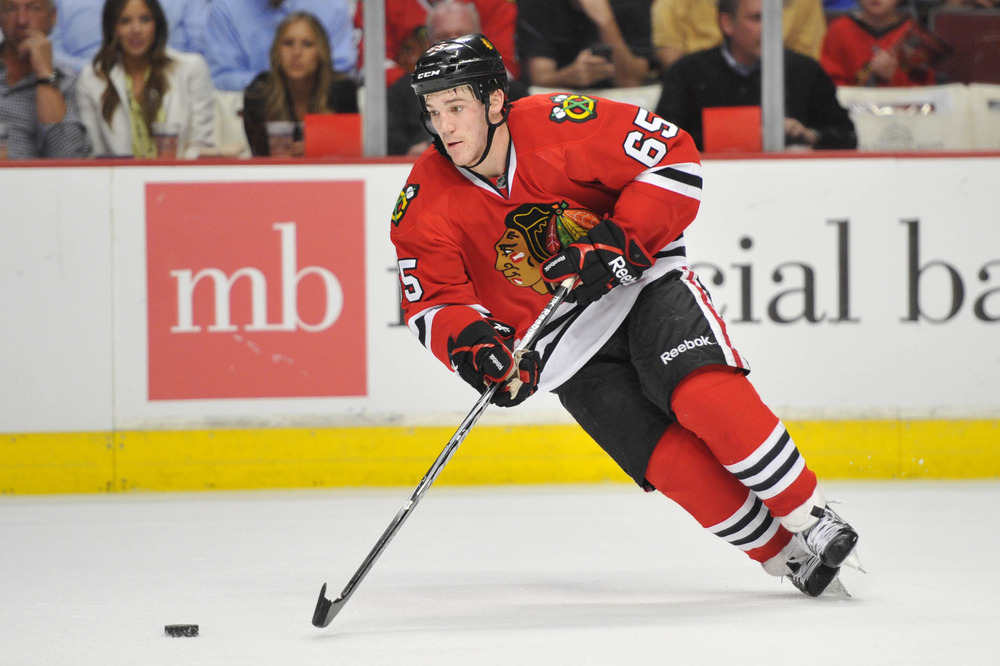 I need a big Sunday but passed on grabbing Andrew Shaw... am I a genius or a complete tool?