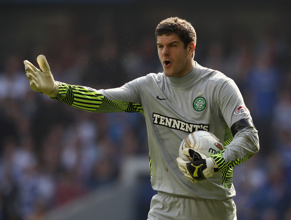 What to do with Fraser Forster?