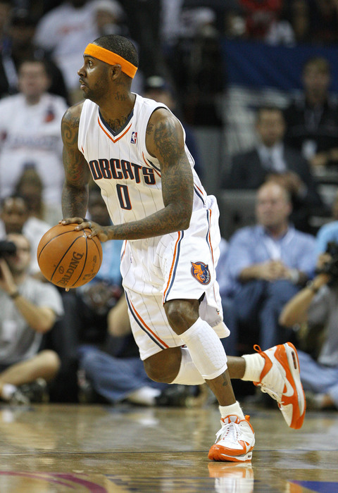 Remember Larry Hughes? Let's not do that again.