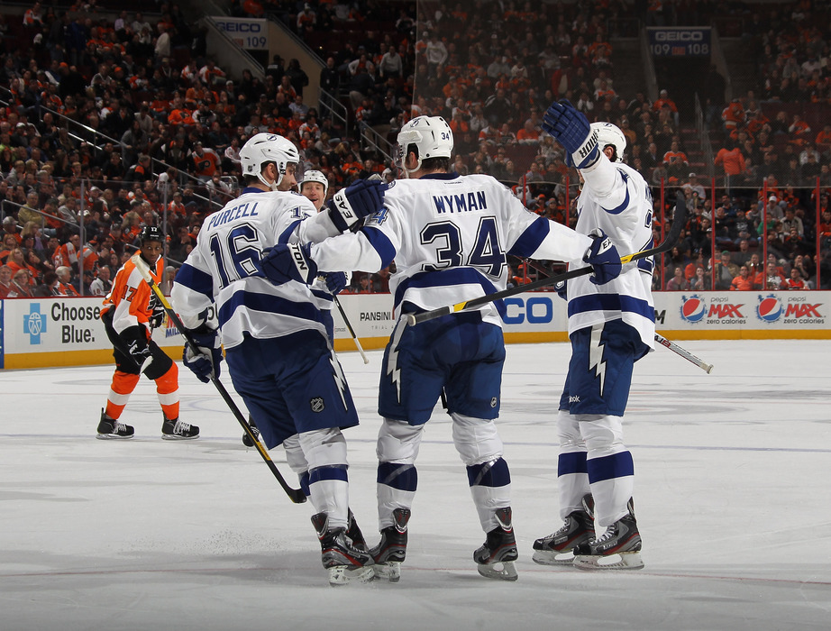 Good stats: Goals and Wins (Photo by Bruce Bennett/Getty Images)