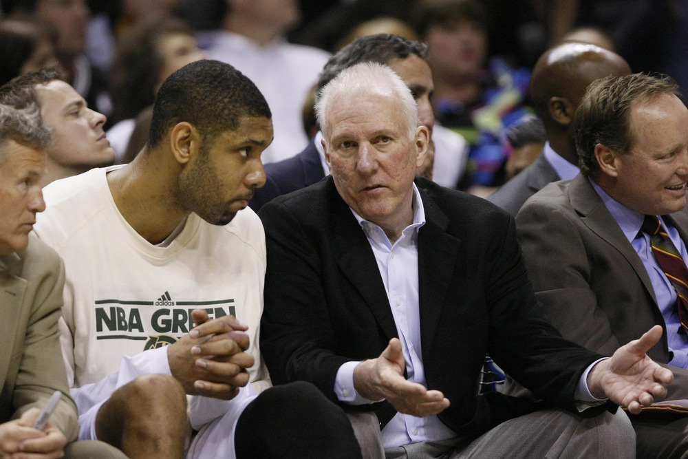 With these two leading the way, the Spurs continue to be in good hands.