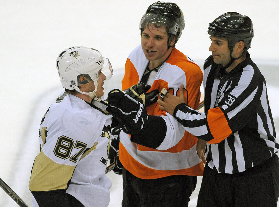 Schenn is not afraid to mess with hockey royalty, a trait that is valued in our eyes.