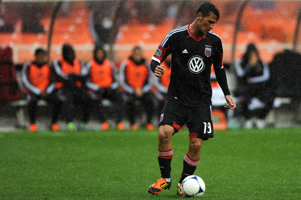 Emiliano Dudar was a big reason for United's success in April