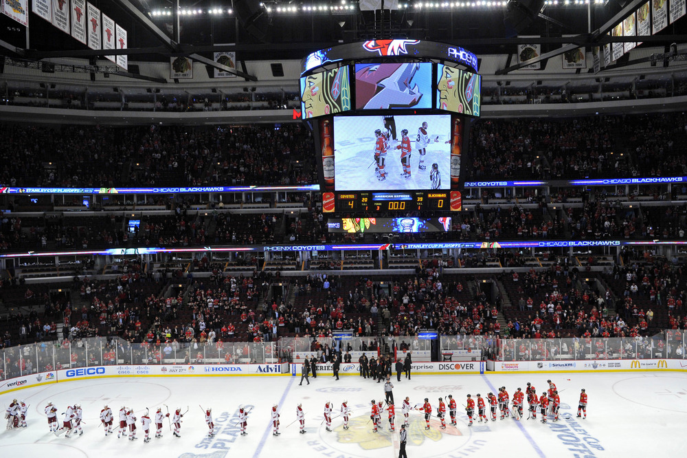 The 2012-13 NHL schedule has been released. Mandatory Credit: Rob Grabowski-US PRESSWIRE