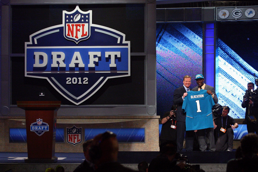 Will this rookie make or break your fantasy season? Draft day coming soon!  Photo by Chris Chambers/Getty Images
